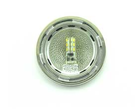 Round Recessed LED Puck light G4 bulb