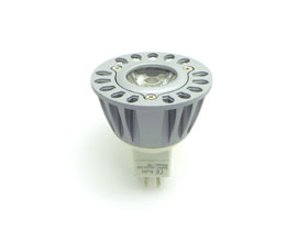 3w MR16 30 degree Cool White LED Bulb